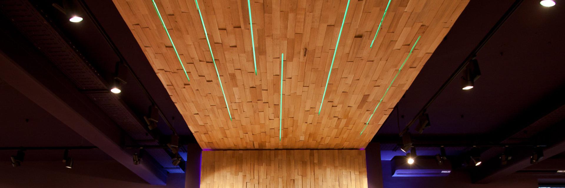Introfoto M.I.A. Müller. Innen. Architektur. Düsseldorf