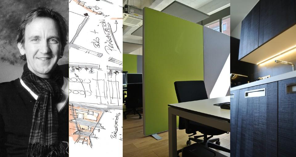 Introfoto M.I.A. M�ller. Innen. Architektur. D�sseldorf